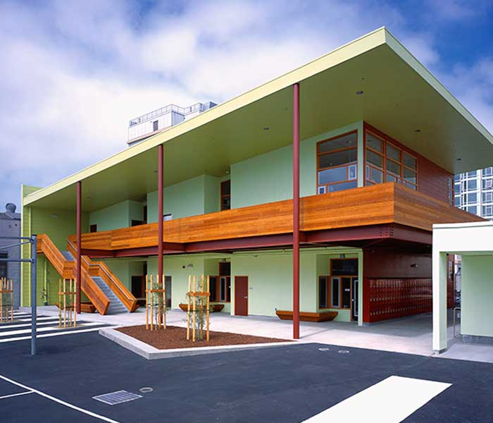 Education, innovative, outdoor space, architecture, Bay Area