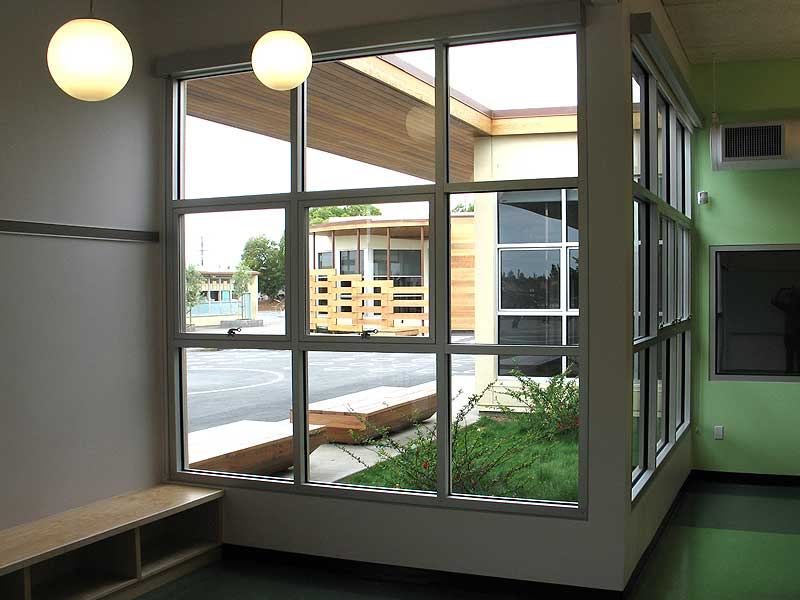 Education Contemporary Architecture Bay Area Light filled Classroom