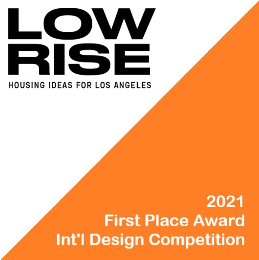 2021 First Place Award Int'l Design Competition, Green Alley Housing