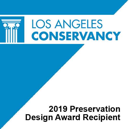 2019 Preservation Design Awards Architecture Award Winning Garvanza Historic Preservation HPOZ Architect